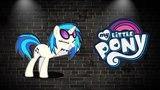 Vinyl scratch tribute (MLP)
