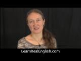 Knock On Wood - English Conversation Lesson