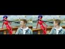 Сравнение Фрпнцузской и Английской версии клипа в исполнении Лу и Ленни-Кима!