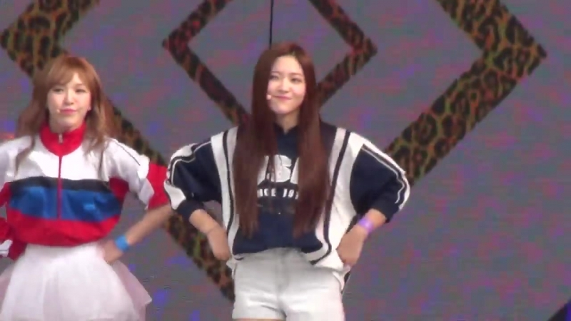 150912 Red Velvet – Dumb Dumb (Yeri Focus) @ DMC Festival Fancam