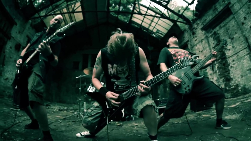 ACCUSER - CANNIBAL INSANITY (OFFICIAL VIDEOCLIP)