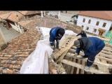 Черепицу татарку на Хансарае меняют на Монах и монашку