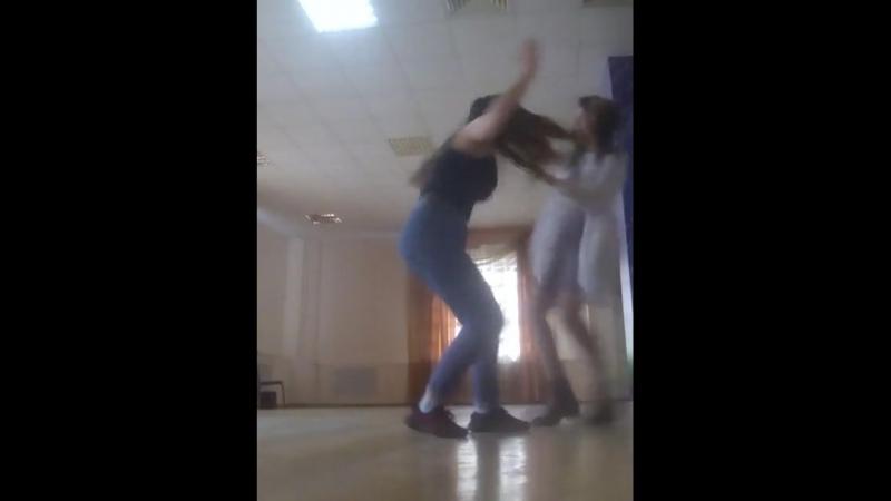 танец титрования (посвящается malooke)