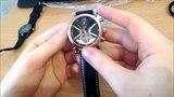 Мужские механические часы с автоподзаводом Forsining