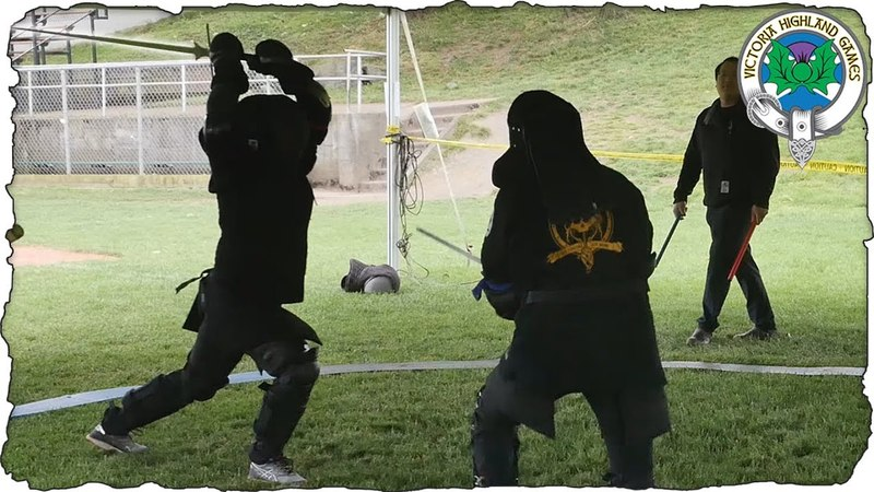 My Matches at the VHG Open Longsword Tournament