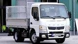 Mitsubishi Fuso Canter 3S13 FE7 2013