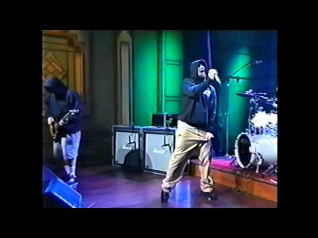 [TV] Deftones - Back to School @ Late Night with Conan O'Brien - November 23rd, 2000