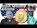 John Quincy Adams $1 United States of America - 6-й Президент США Джон Куинси Адамс 1 доллар