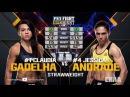 FN Japan Gadelha vs Andrade Fight Highlight
