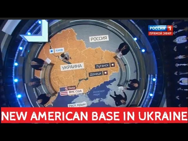NEW U.S. BASE IN UKRAINE: Americans Will Fight Against Russia Until Ukraine Is Turned Into Ashes