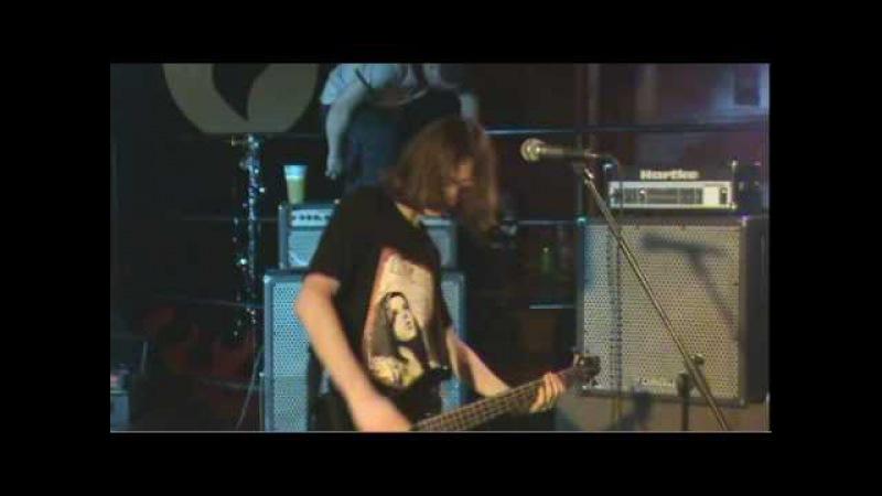 КрыльЯ Ложь Lie Живье Kurt Cobain Birthday Party 2009