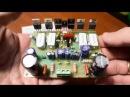 Моно усилитель LANZAR MOSFET на транзисторах IRF640 и IRF9640 180 Вт