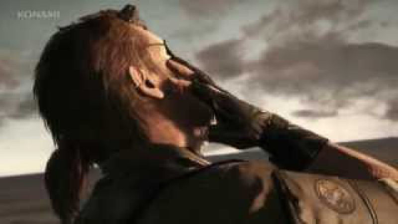 Metal Gear Solid V: The Phantom Pain - E3 2014 Trailer (Русская версия)