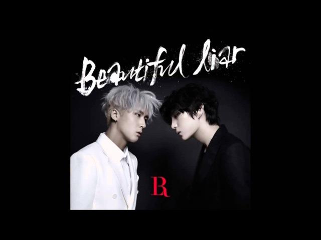 VIXX LR (빅스LR) 할말 Leo (레오) Solo Mini Album 'Beautiful Liar'