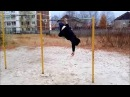 Street workout-элементы на турнике Кристали-Crisall (Gimbarr)