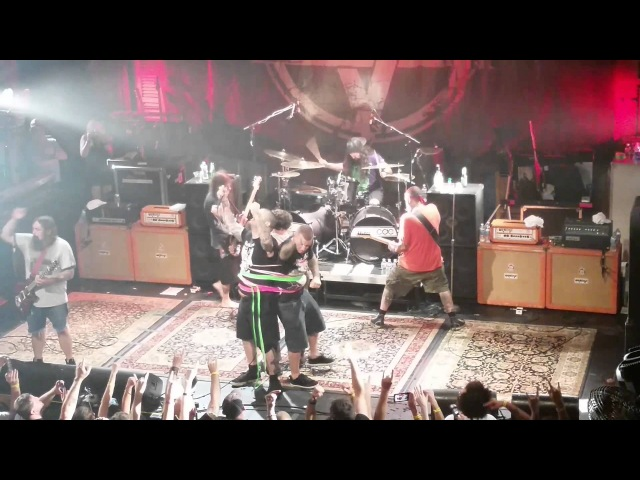 Superjoint Ritual – It Takes No Guts (live at House of Blues, 2015)