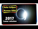 Watch the Solar Eclipse Across the US Solar Eclipse 2017