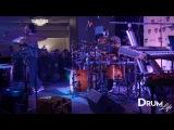 Dave Weckl at NAMM 2018 - Sabian Live