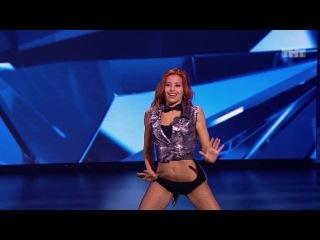 Танцы: Валерия Бабаян (Throttle - Hit The Road Jack) (сезон 4, серия 10) из сериала Танцы смотрет ...