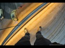 Ем устрицы. Парк Зарядье. Виктор Гусев. Выставка мебели 2017. Кафе Шпинат. Крафтофы