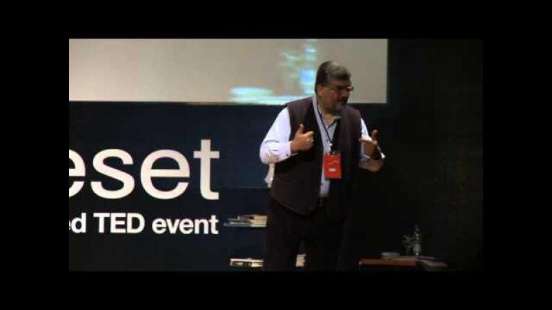 Yeniden Düşünmeye Nasıl Başlayalım DR. B. Serdar Savaş at TEDxReset 2010
