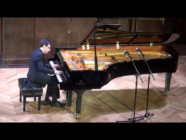 Alexander Kobrin: Schubert - Impromptu No.4 in A flat major, Op.90 D.899
