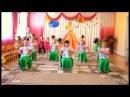 Русский народный танец со стульчиками парный в детском саду Травушка-муравушк...