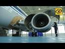 Девушка-авиатехник, единственная в Беларуси! Осмотр воздушного судна