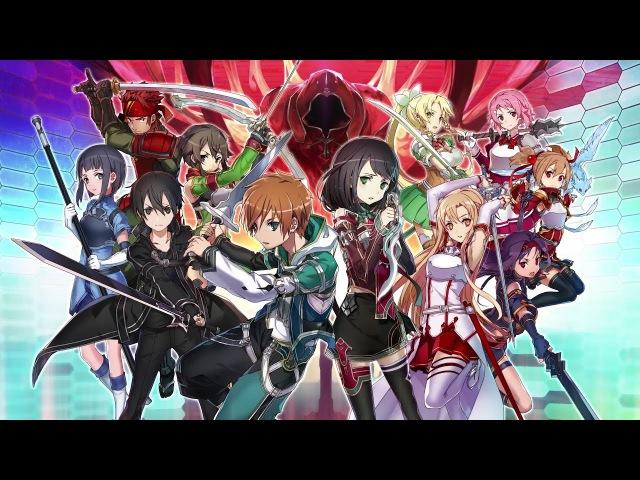 «Sword Art Online: Integral Factor» — Рекламный ролик №3