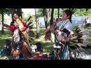 Индейцы Pakarina в Царском Селе. Лучшие моменты!