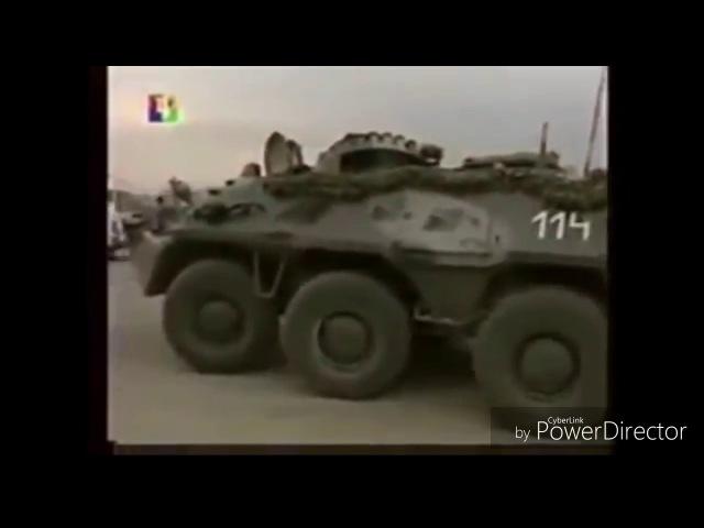 Песня КОСОВСКОГО БАТАЛЬОНА. Русскому десанту за оборону Приштино (Сербия).