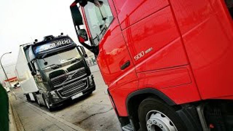Truckerslifestyle s02 cz.8 || Artdrive (53) PIĘKNA PORTUGALIA, PAUZA NAD OCEANEM, KONIEC EUROPY,