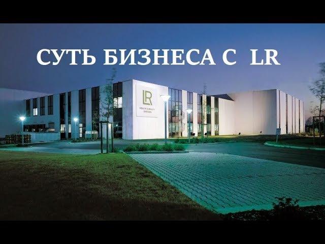 Суть бизнеса c LR от Романа Зинченко