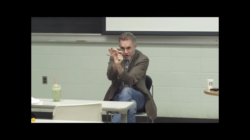 Jordan Peterson - The Tragic Story of the Man-Child