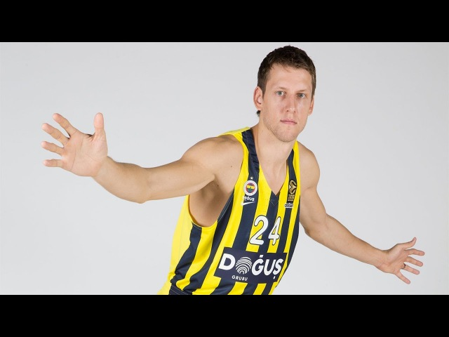 Dunk of the night: Jan Vesely, Fenerbahce Dogus Istanbul