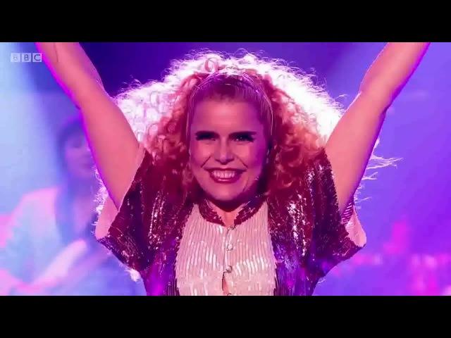Paloma Faith – Til Im Done. The Graham Norton Show. 26 Jan 2018