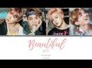 BTS (방탄소년단) - Beautiful (Color Coded Han|Rom|Eng Lyrics)