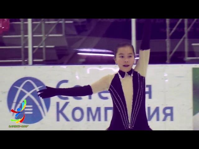 Карина Семенова (Заинск) 2сп ПП