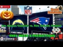 Los Angeles Chargers vs. New England Patriots | #NFL WEEK 8 | Predictions Madden 18