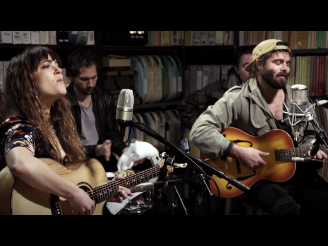 Angus Julia Stone - Harvest Moon - 11/17/2017 - Paste Studios, New York, NY