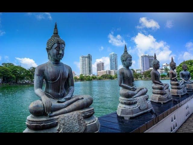 Коломбо Шри-Ланка / Colombo Sri Lanka 4K Ultra HD