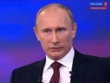 От постели больной матери не уезжают - Путин (2011.12.15)