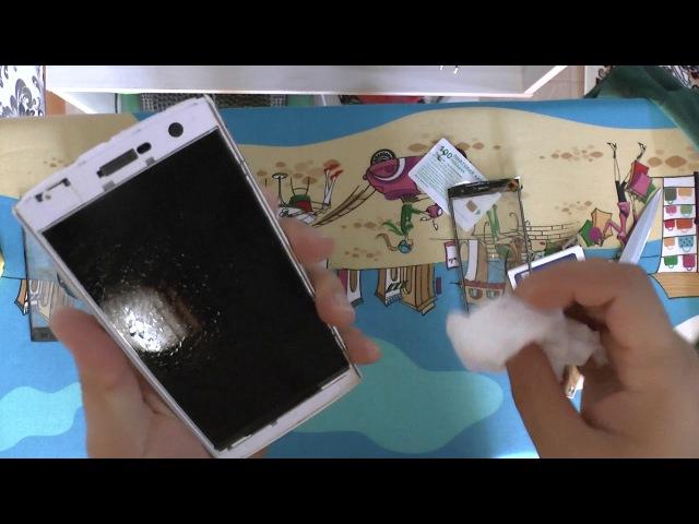Посылка №20 - сенсор и его замена для Doogee HOMTOM ht7 Pro