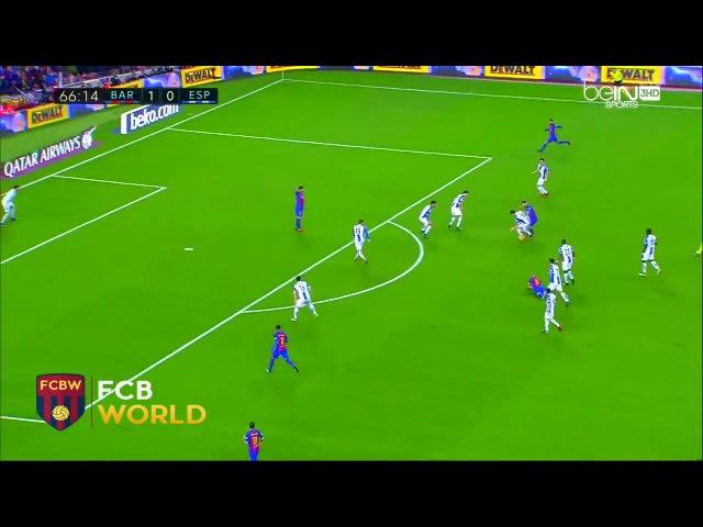 Crazy arabic commentary Messi dribble vs Espanyol смотреть онлайн без регистрации