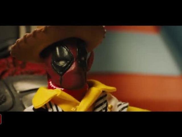 Видео к фильму «Дэдпул2» (2018): Red-band трейлер (дублированный)