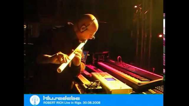 Robert Rich Live @ Klusa Daba Festival 30.08.08