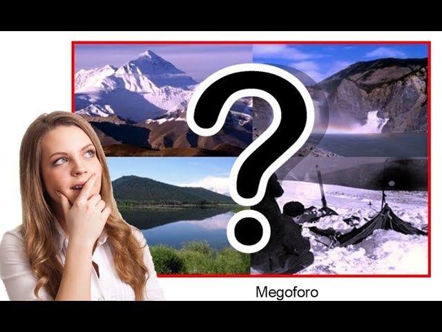 10 Misterios sin resolver en 10 montañas en 10 paises