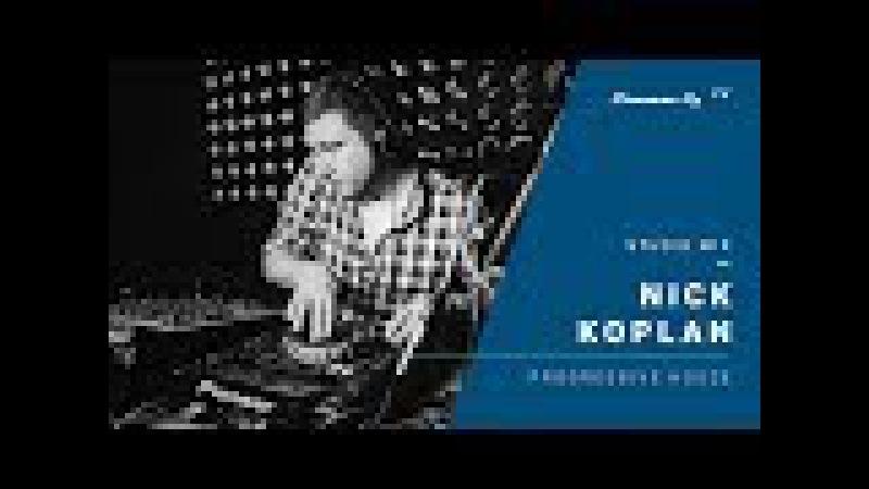 Nick Koplan /progressive house/ @ Pioneer DJ TV   Moscow