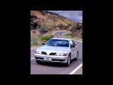 Mitsubishi Magna AWD TJ '200203