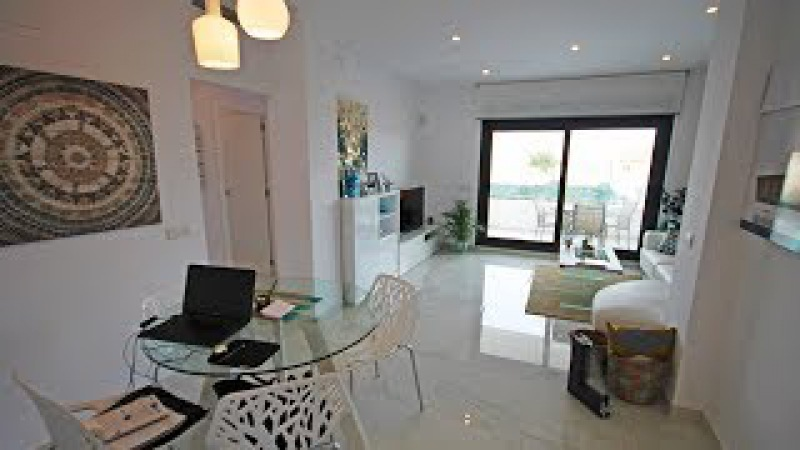 Новые апартаменты в Polop урбанизация La Alberca, недвижимость в Испании, Полоп